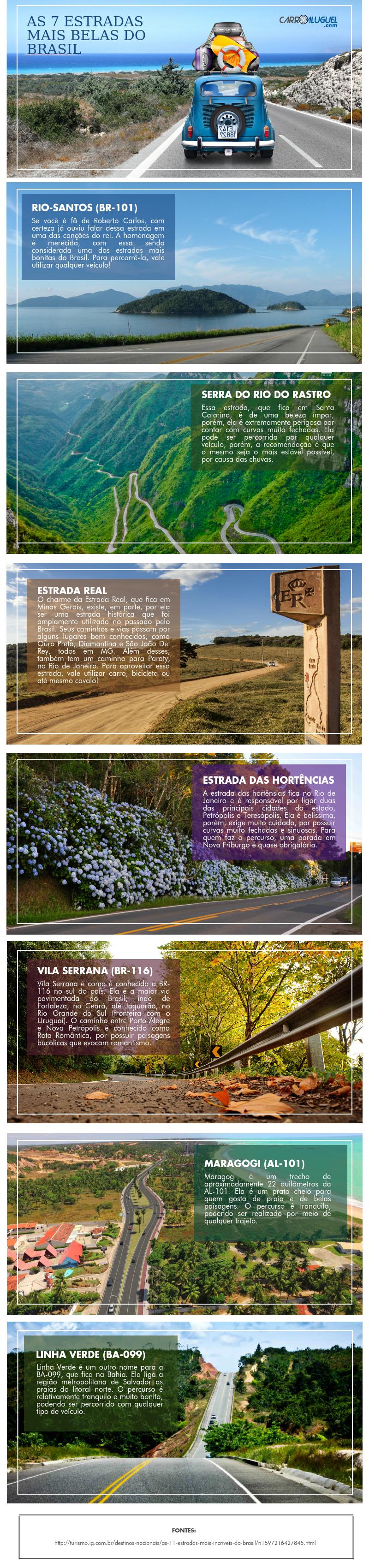estradas brasileiras