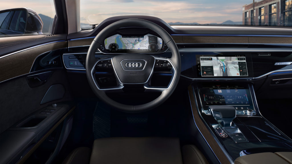 HERE Technologies Audi