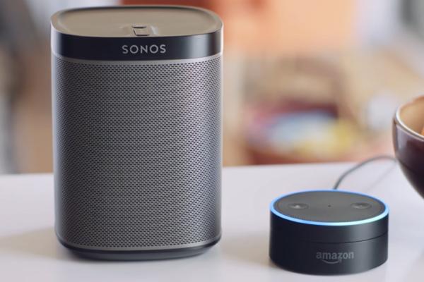 Lançamento Sonos One