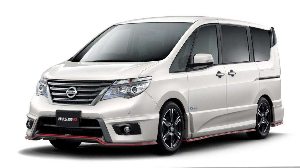 Lançamentos Nissan
