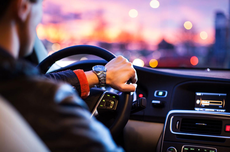 Compras no carro conectado
