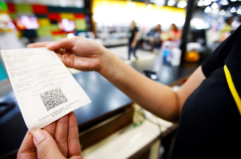 Nota Fiscal do Consumidor Eletrônica