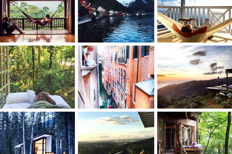 Fotos de casas do Airbnb