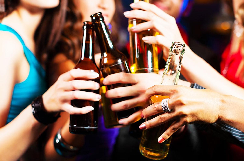 Consumo responsável de bebidas