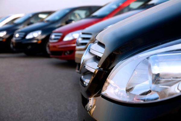 Vendas de veículos em janeiro
