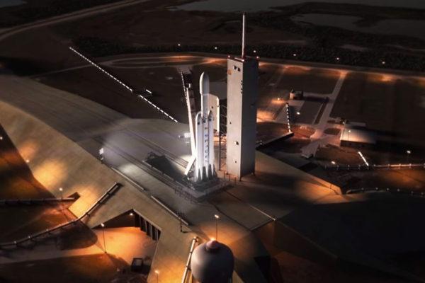 Foguete da SpaceX