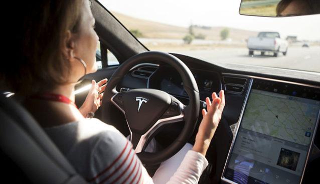 Confiança nos veículos autônomos