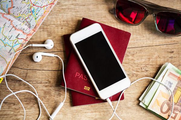 Reservas de viagens online