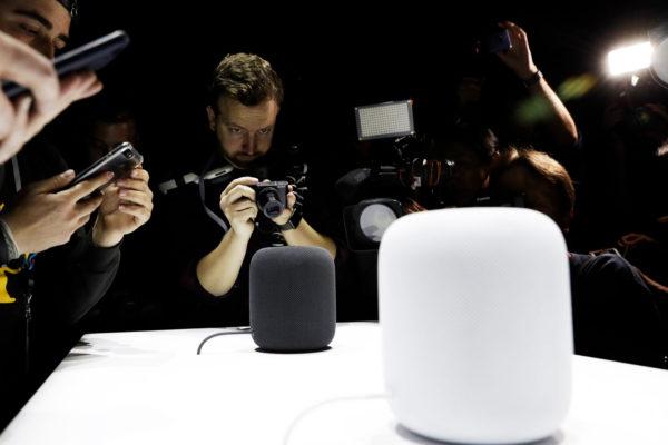 Dispositivos de voz
