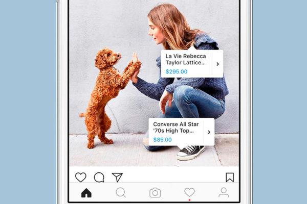 d0b409d7f Instagram libera marcação de produtos para versão comercial do app no Brasil