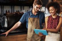 Empregos em pequenos negócios