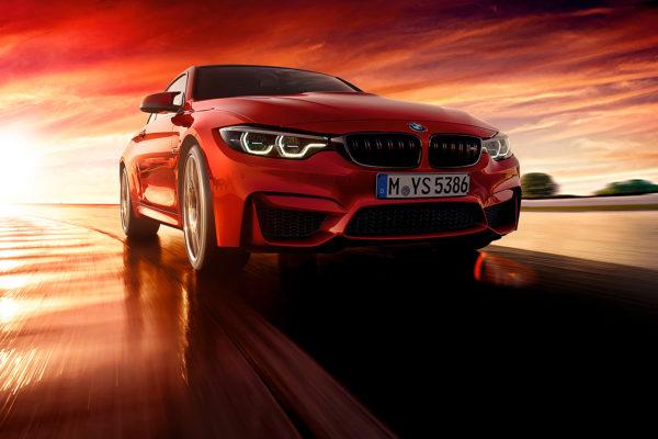 BMW M4 Autonomo