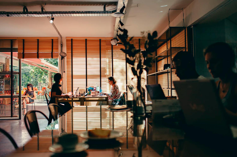 Mercado imobiliário e coworking