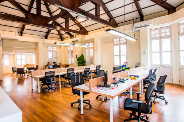 Coworking e mercado imobiliário