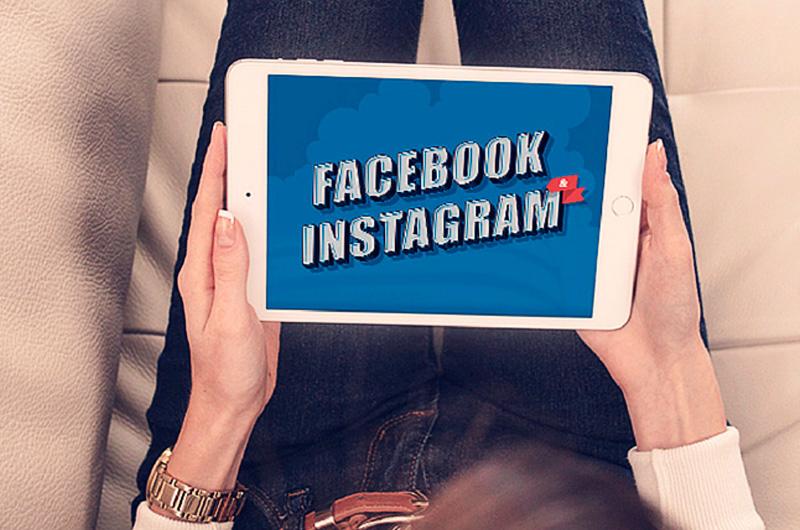 Instagram e Facebook para Lojas de Carros